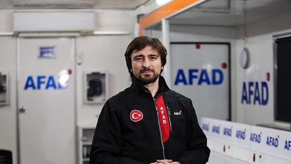Afet ve Acil Durum Yönetimi (AFAD) Başkanı Mehmet Güllüoğlu - Sputnik Türkiye