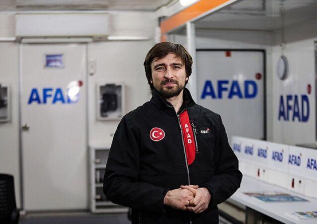 Afet ve Acil Durum Yönetimi (AFAD) Başkanı Mehmet Güllüoğlu