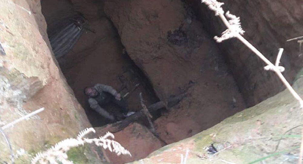 Sarıyer'de ormandaki kuyuya düşen kişi 48 saat sonra kurtarıldı