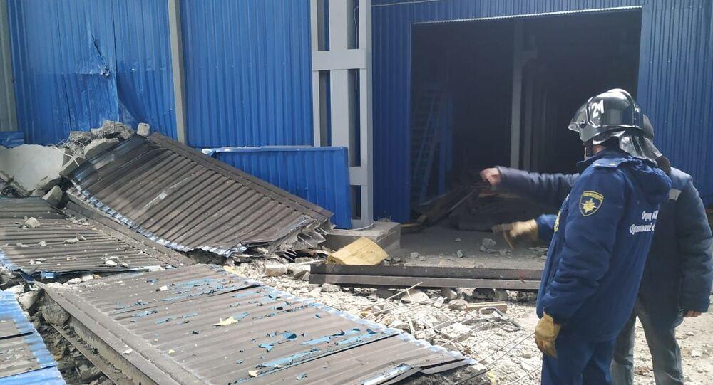 Orlov'daki patlamada ölenlerin 2'si Türk, 3'ü Rus