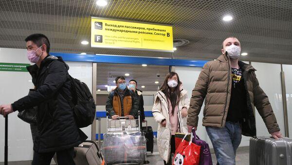Rusya, koronavirüs - Sputnik Türkiye