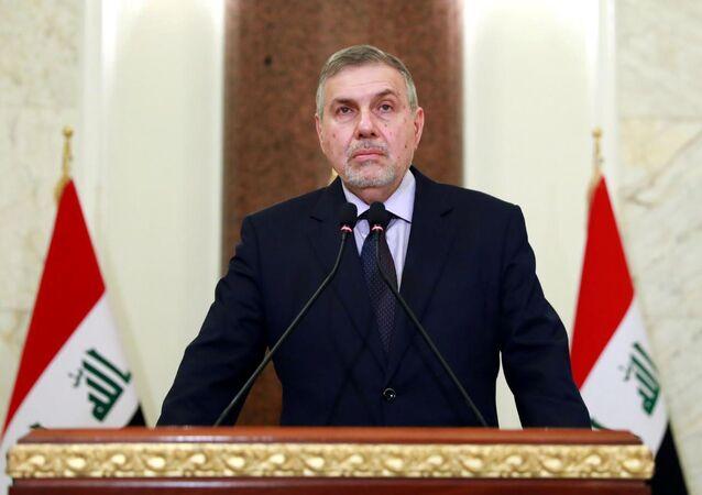 Irak'ta hükümeti kurmakla görevlendirilen Muhammed Tevfik Allavi