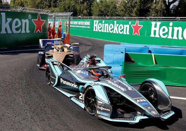 Formula E - Santiago ePrix