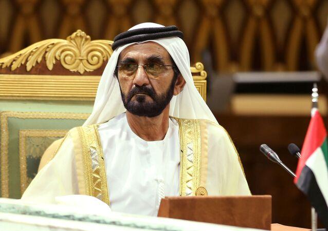 Devlet Başkanı Yardımcısı, Başbakan ve Dubai Emiri Şeyh Muhammed bin Raşid el Mektum