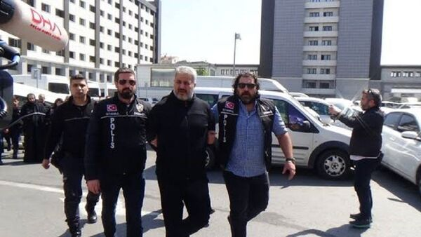 Naci Şerif Zindaşti - Sputnik Türkiye