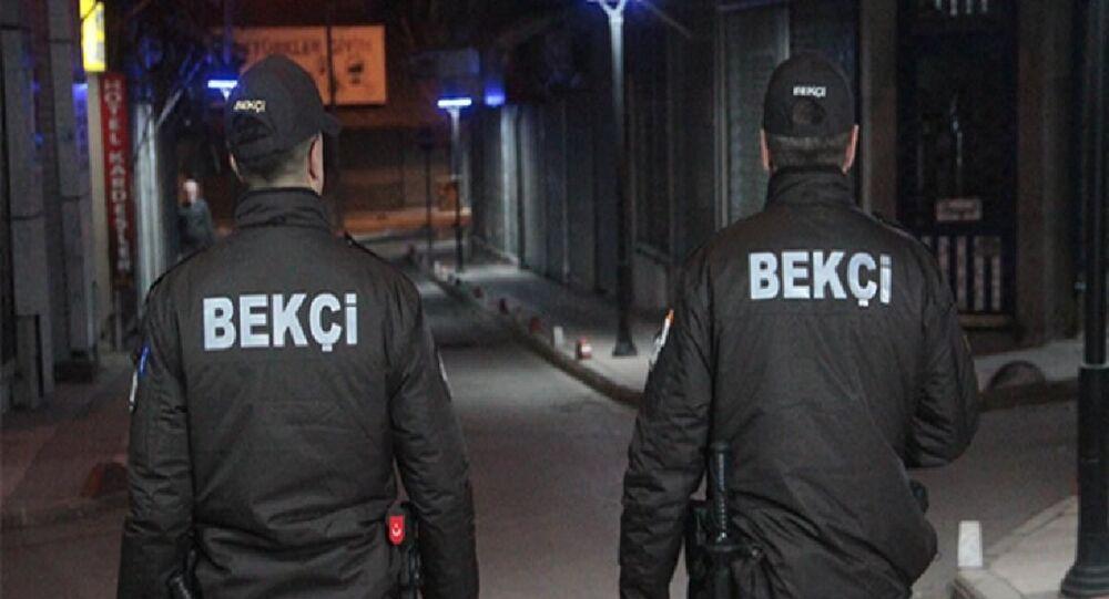 Türkiye'nin artık 21 binden fazla olağanüstü yetkilendirilmiş bekçisi var, 8 bini ise yolda.