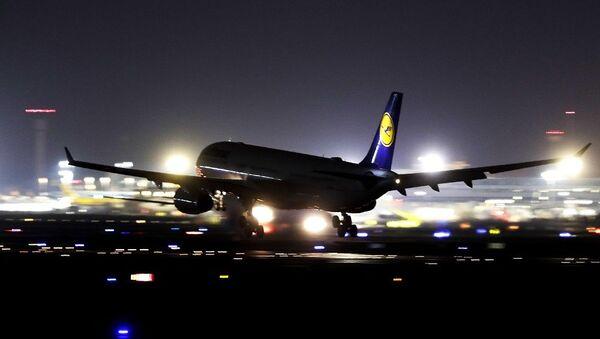Lufthansa  - Sputnik Türkiye