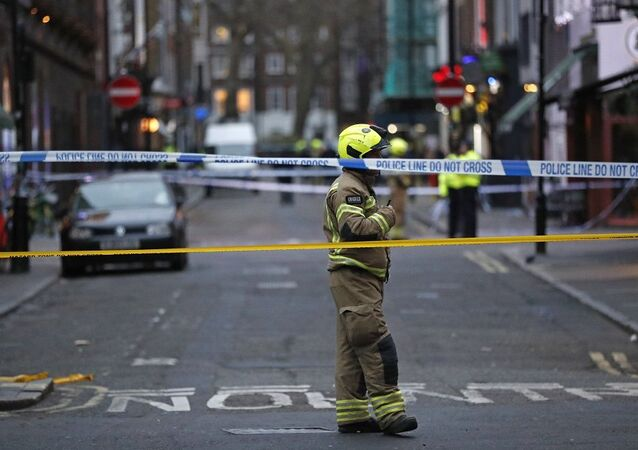Londra'da İkinci Dünya Savaşı'ndan kalma bomba bulundu