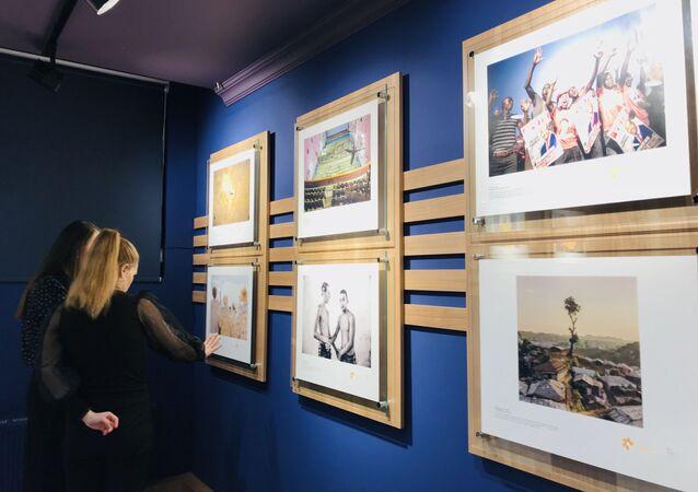 '2019 Uluslararası Andrey Stenin Basın Fotoğrafçılığı Yarışması'nda ödül alan eserler Ankara'da