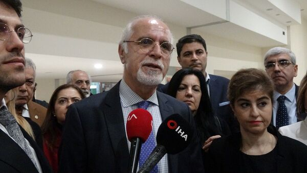 Mehmet Durakoğlu, adliyelerde 'çay' boykotu - Sputnik Türkiye