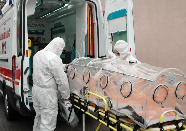 Sağlık Bakanlığı, koronavirüs taşıyan hastaların naklindenegatifbasınçlısedyelerkullanacak.