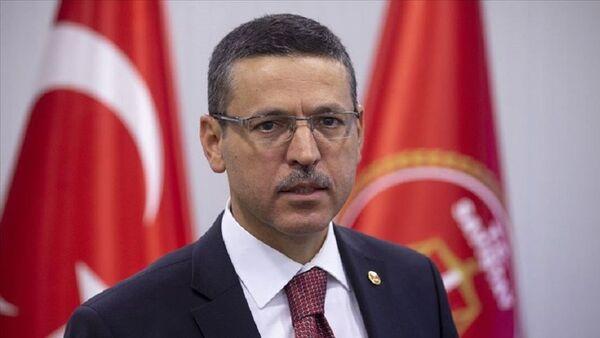 Seyit Ahmet Baş - Sputnik Türkiye