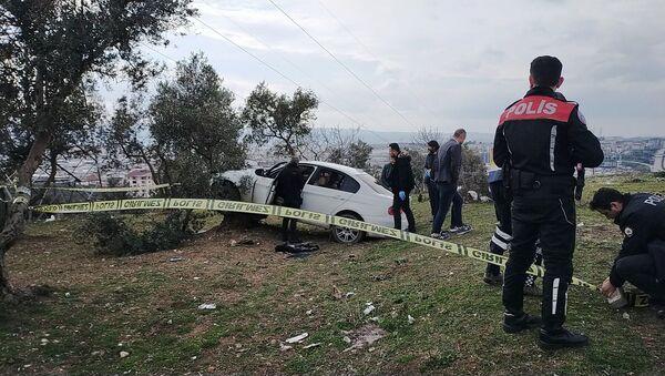 Balıkesir, Susurluk, polis memuru, otomobil hırsızlığı, cinayet - Sputnik Türkiye