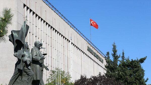 Ankara Adliyesi - Sputnik Türkiye