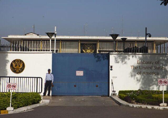 ABD Büyükelçiliği Hindistan