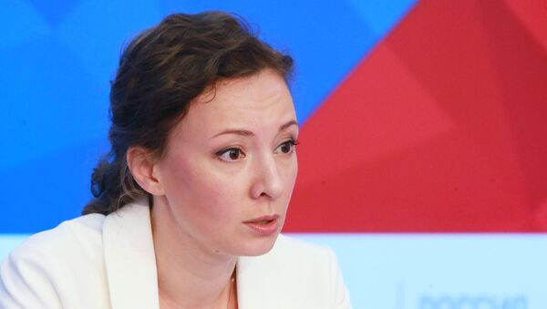 Anna Kuznetsova - Sputnik Türkiye