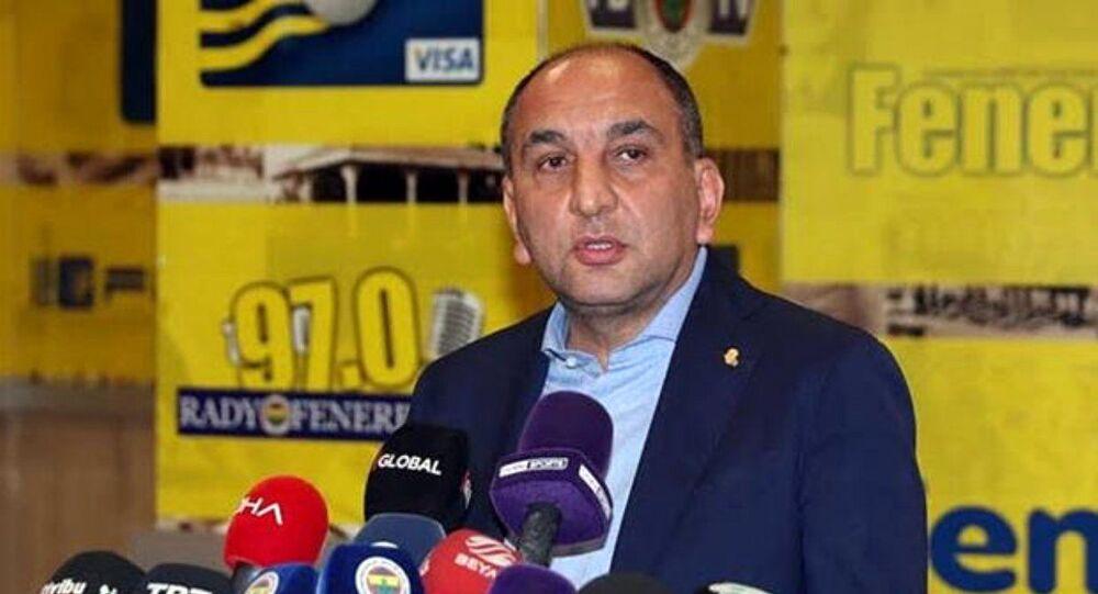Fenerbahçe başkanvekili Semih Özsoy
