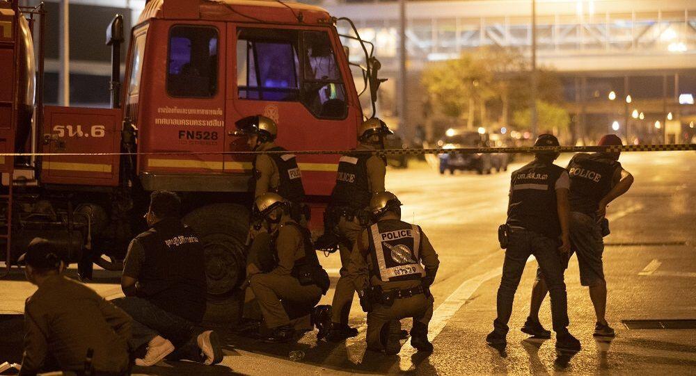 Tayland'da 20 kişiyi öldüren 31 kişiyi de yaralayan saldırgan asker kaçtı