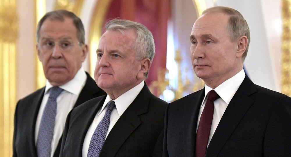 ABD'nin yeni Moskova Büyükelçisi John Sullivan