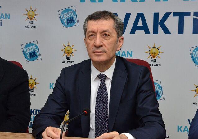 Milli Eğitim Bakanı Ziya Selçuk, Karaman Prof. Dr. Ömer Dinçer Anadolu İmam Hatip Lisesi'ni ziyaret etti.