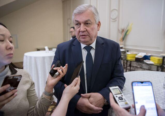 Rusya'nın Suriye Özel Temsilcisi Aleksandr Lavrentyev