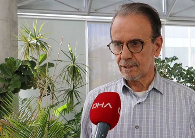 Enfeksiyon Hastalıkları Derneği Başkanı Prof. Dr. Mehmet Ceyhan