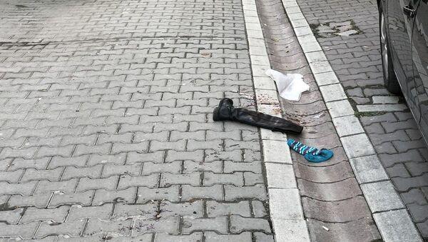 Esenyurt, silahlı saldırı - Sputnik Türkiye