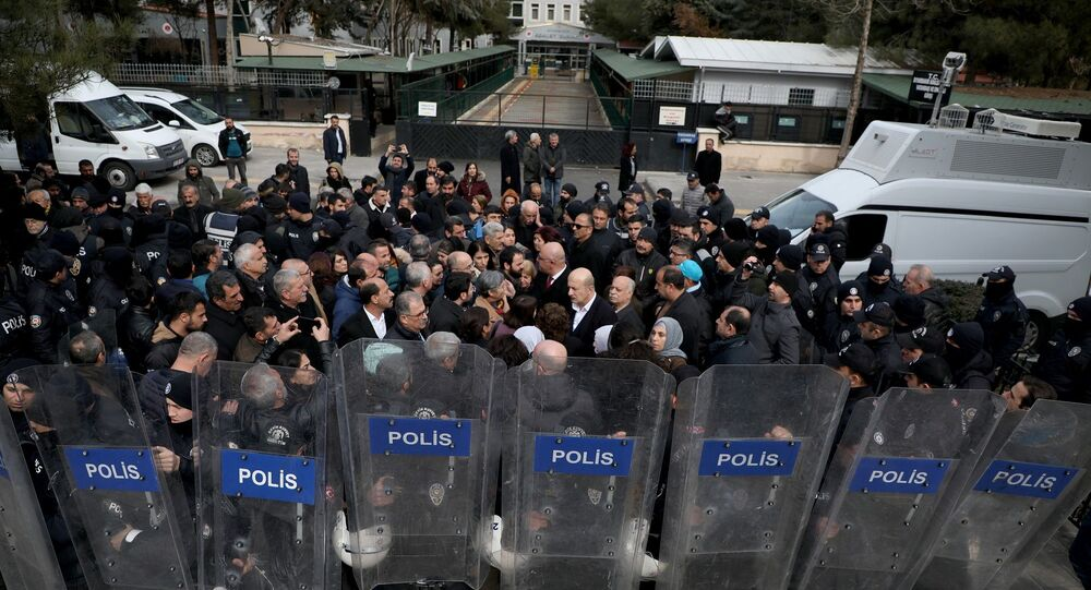 Selçuk Mızraklı'nın tutukluluğunun devamına karar verildi