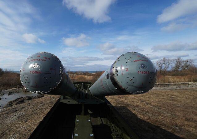 Baltık Filosu kıyı füze kuvvetleri taktik egzersizleri
