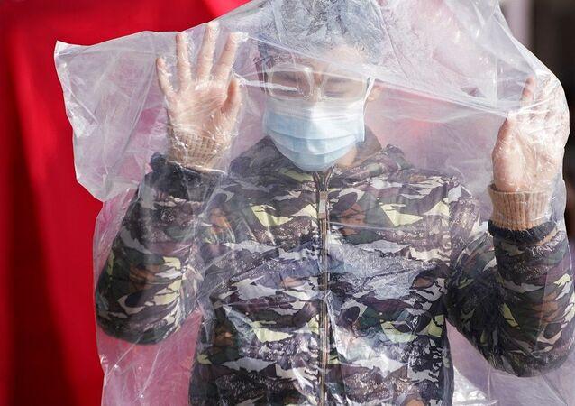 Koronavirüs Şangay