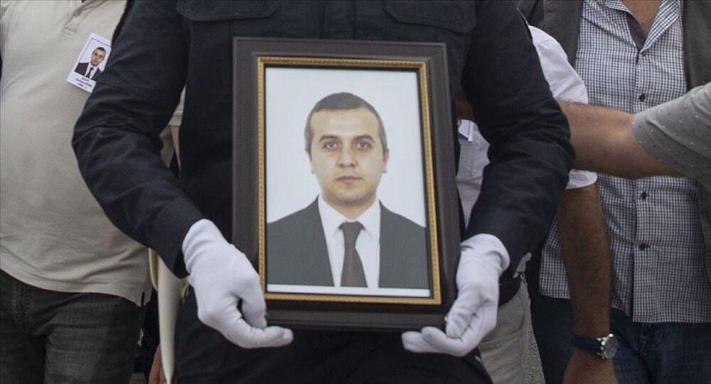 Erbil'de öldürülen Türk diplomat Osman Köse