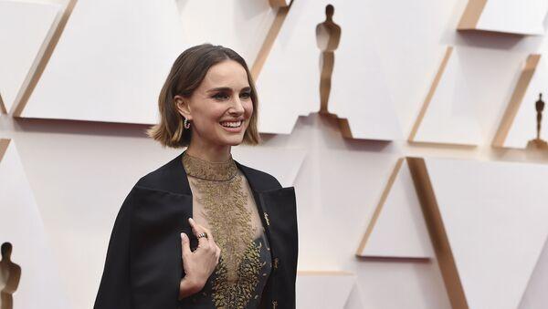 Natalie Portman-92. Oscar Ödül Töreni - Sputnik Türkiye