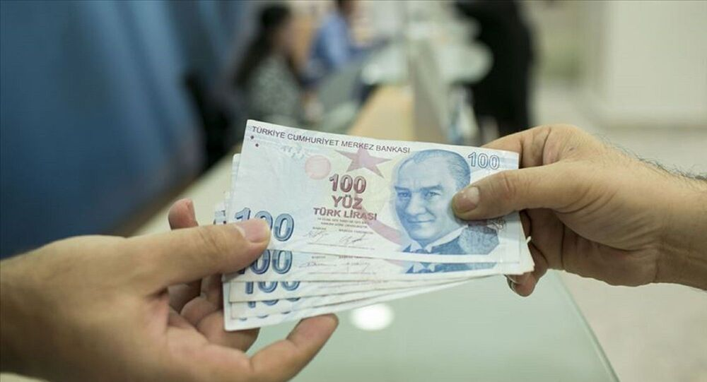 Emekliler -- banka promosyonu - para