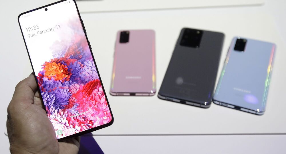 Samsung Galaxy S20 serisi