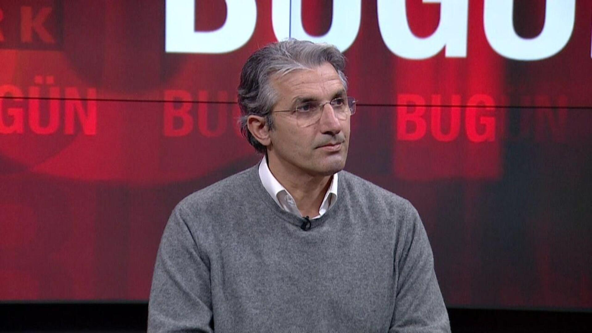 Nedim Şener: FETÖ'cü bot hesapların yüzde 75'i sosyal medyada 'Atatürkçü' kılığına büründü - 13.09.2021, Sputnik Türkiye