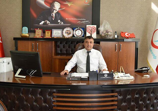 Van İl Sağlık Müdürü Doç. Dr. Mahmut Sünnetçioğlu