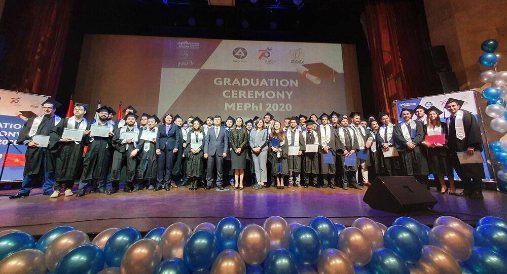 MEPhI'nin Türk mezunları