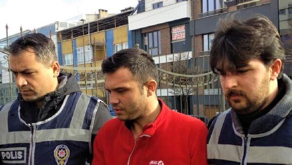 Cinayet şüphelisi Ferhat F. - Sputnik Türkiye