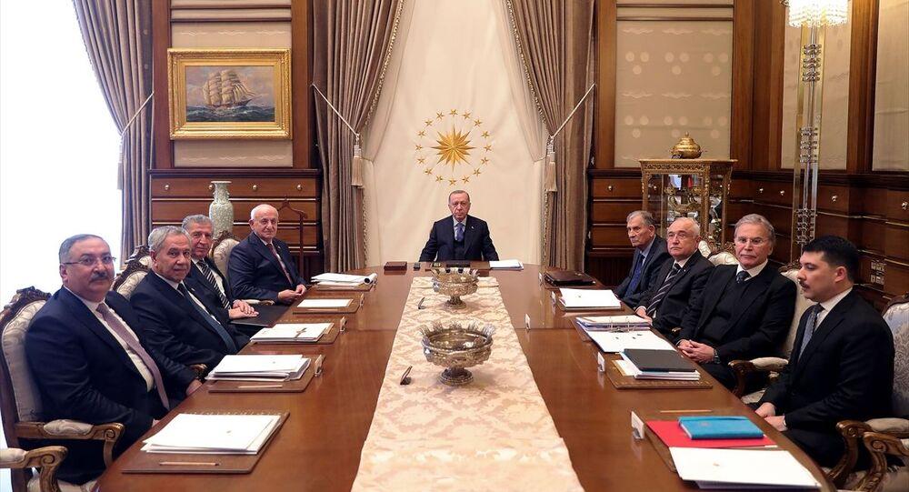 Cumhurbaşkanlığı Yüksek İstişare Kurulu Toplantısı