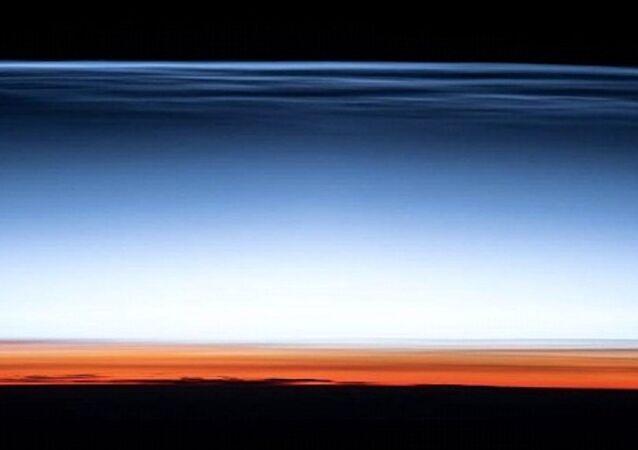 NASA atmosferin en uzak noktasındaki bulutların görüntüsünü paylaştı