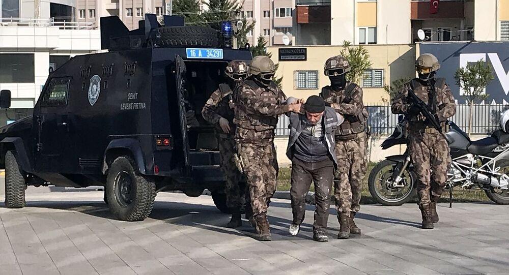 IŞİD infazcısı Bursa'da doğal gaz servisinde çalışıyormuş