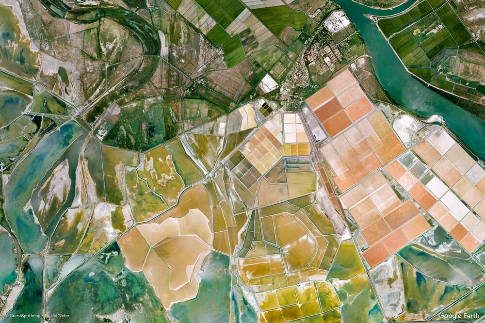 Fransa'nın Provence bölgesi.
