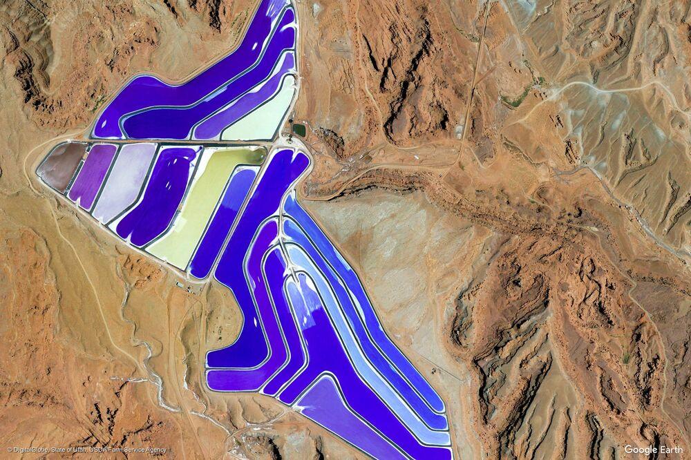 ABD'nin Utah eyaletindeki Moab kenti.