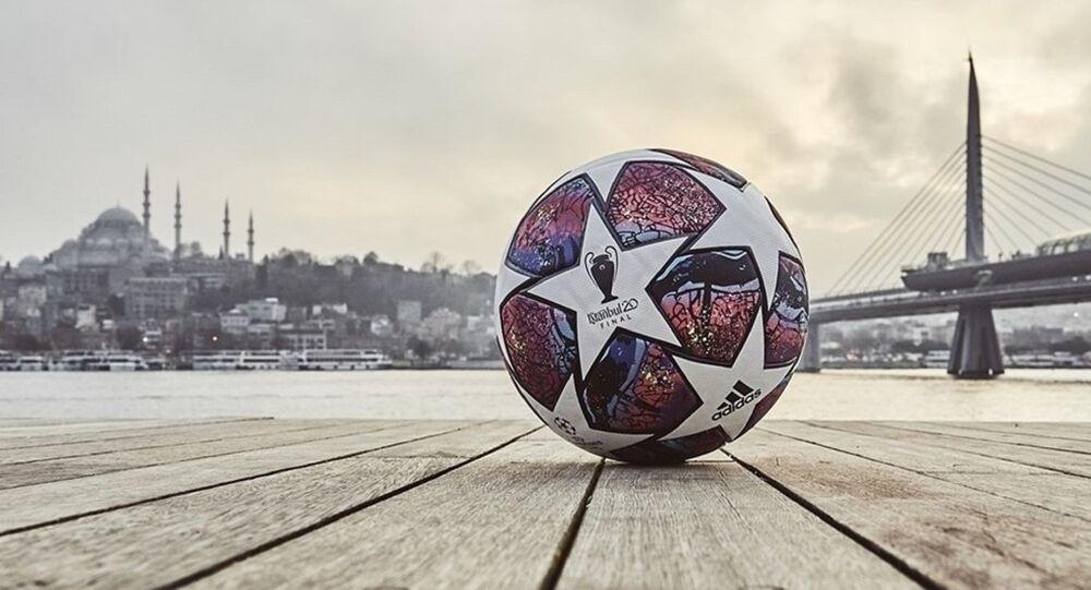 İstanbul temalı top-İstanbul 20-UEFA