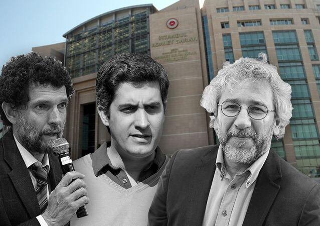 Osman Kavala- Mehmet Ali- Alabora- Can Dündar
