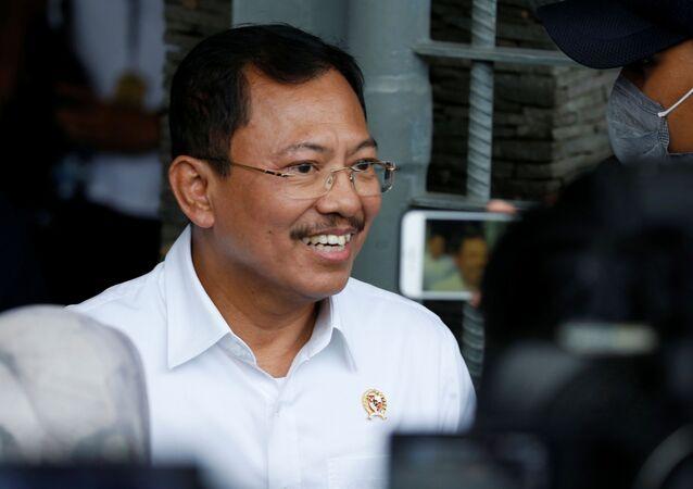 Endonezya Sağlık Bakanı Terawan Agus Putranto