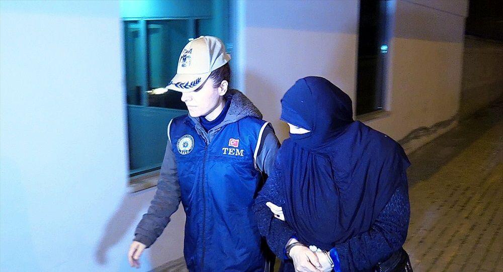 Bursa'daki IŞİD'li infazcının diğer oğlu ve karısı da yakalandı