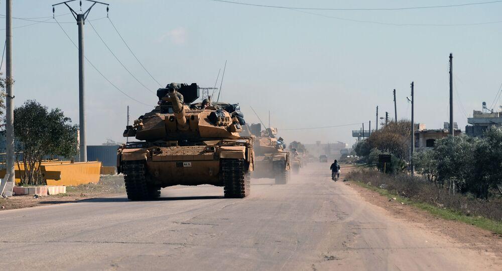 TSK - Suriye