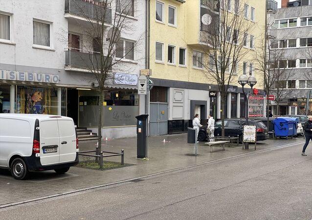 Hanau'daki saldırı