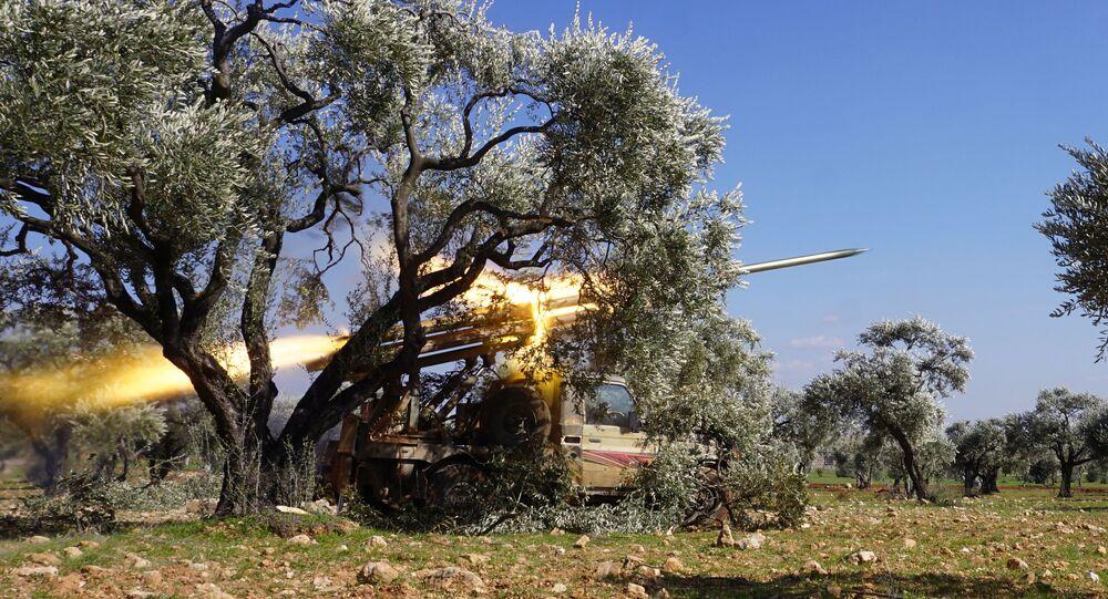 Neyrab köyü- İdlib